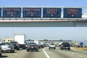 Bay Bridge Toll Lanes (pre Corona)