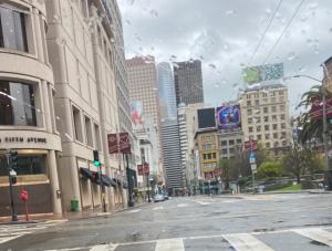 Corona Streets Union Square